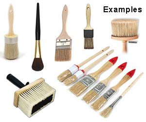 paint brush cleaner machine