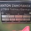Zahoransky VK5